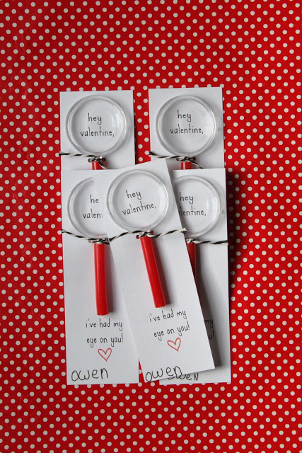 magnifying glass valentine (via dandee-designs)