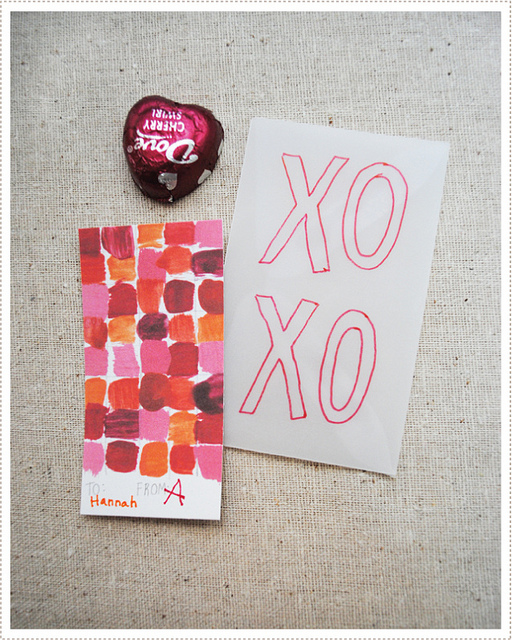 bold candy valentine (via mermag)