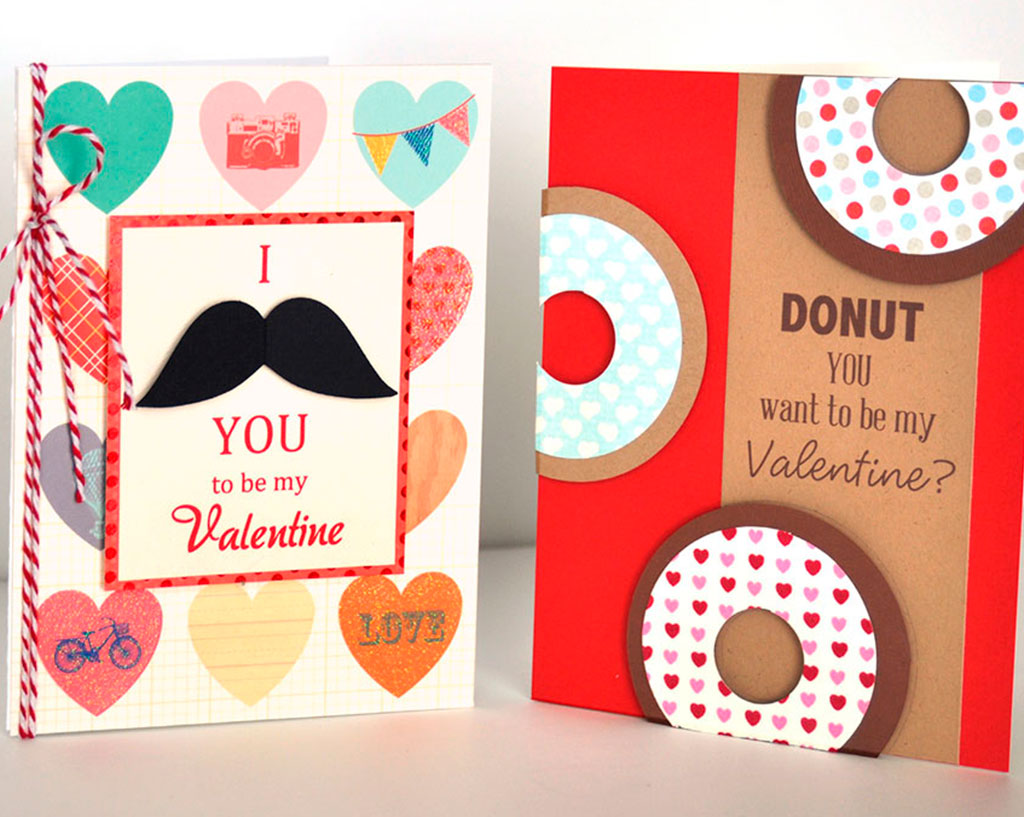 crafted valentines