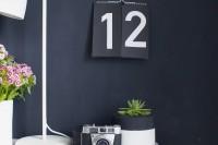 typographie calendar