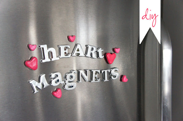 clay heart magnets (via idlewife)