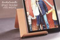 diy-brushed-metallic-rose-gold-ipad-holder-1