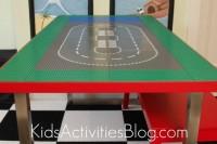 building a LEGO table