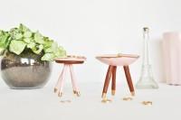 diy-mid-century-trinket-dish-in-rose-quartz-2