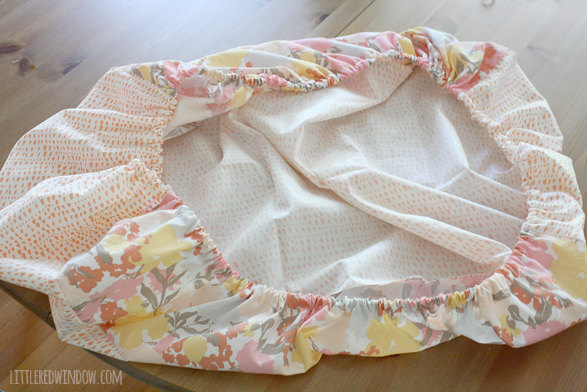 Picture Of easy diy diaper changing pad cover  10