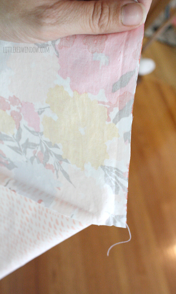 Picture Of easy diy diaper changing pad cover  4