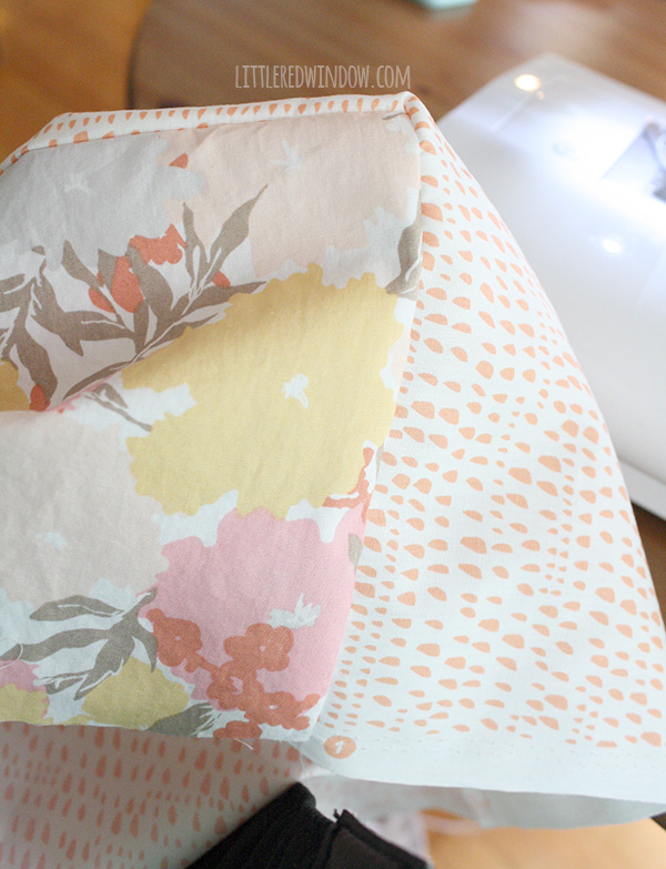 Picture Of easy diy diaper changing pad cover  5
