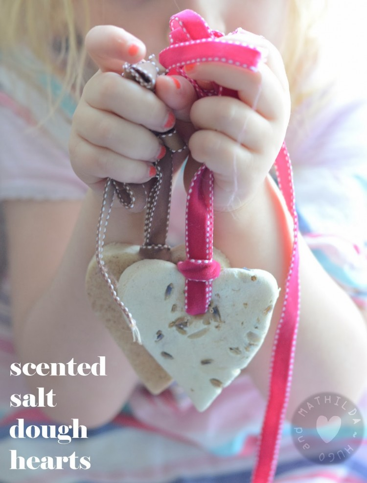 scented salt hearts (via hugoandmathilda)