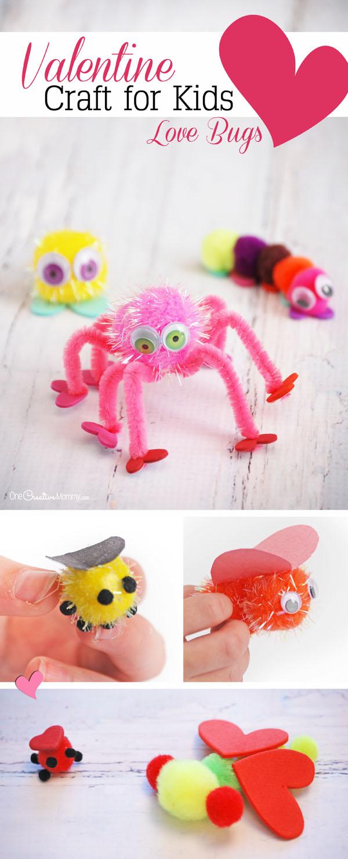 Valentine bugs (via onecreativemommy)
