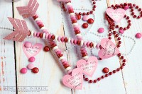 cupid arrow candy favors