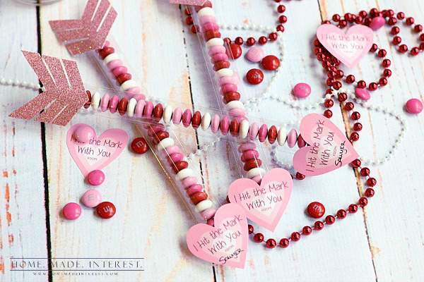 12 Easy DIY Valentine's Day Gifts For Kids - Shelterness