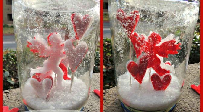 Perfect Gift  8 DIY Valentine Globes For Kids And Adults - Shelterness c27d83783