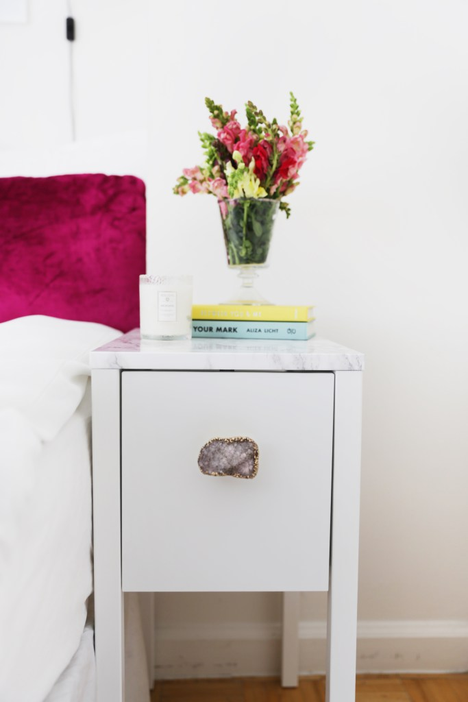 DIY IKEA Nordi revamp (via madebymonique)