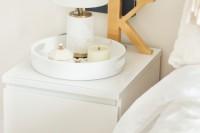 DIY IKEA Malm table hack