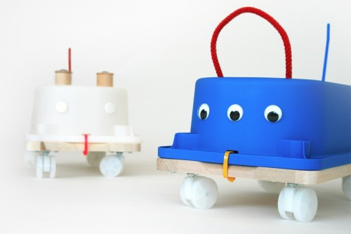 DIY kids' toys (via shelterness)