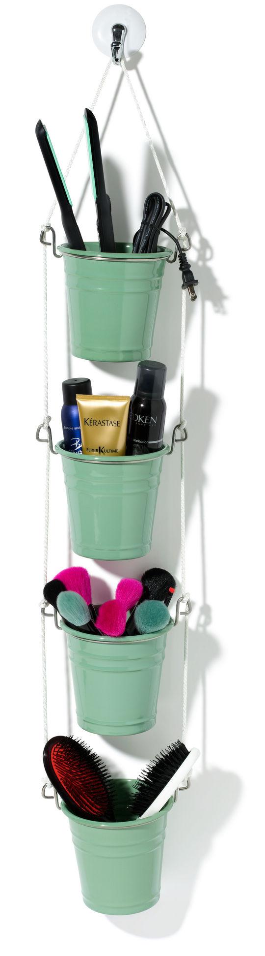 DIY beauty storage unit (via glamour)