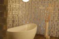 DIY IKEA vase wall