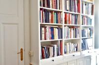 DIY Billy bookcase hack