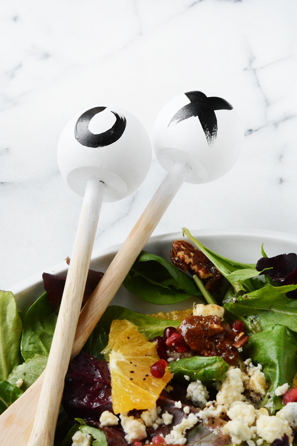 XO salad spoons (via oleanderandpalm)