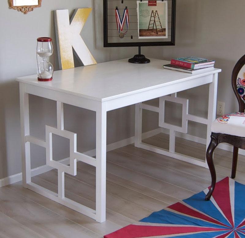 DIY desk hack