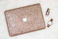 girlishly-chic-diy-glitter-laptop-case-1