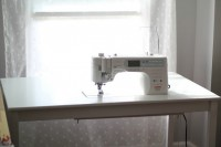 DIY Ingo sewing table