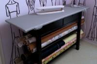DIY ironing table