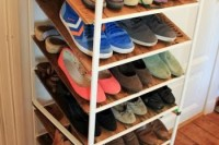 DIY Antonius shoe storage