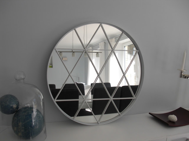 DIY Grundtal mirror hack (via ikeahackers)