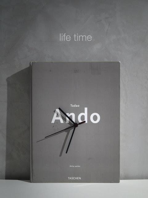 DIY book clock hack
