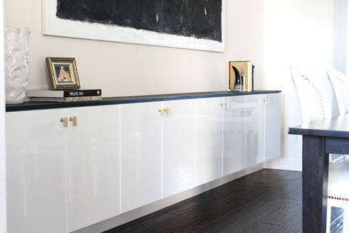floating cabinets (via madebygirl)