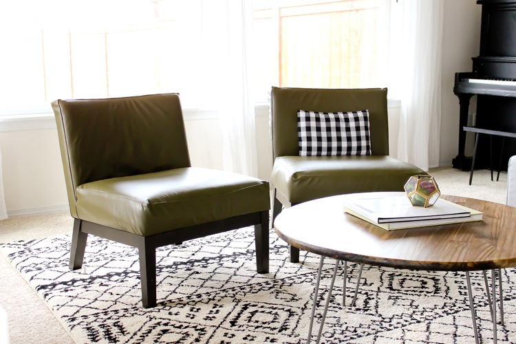 DIY Leather Upholstery Slipcover For Your Furniture