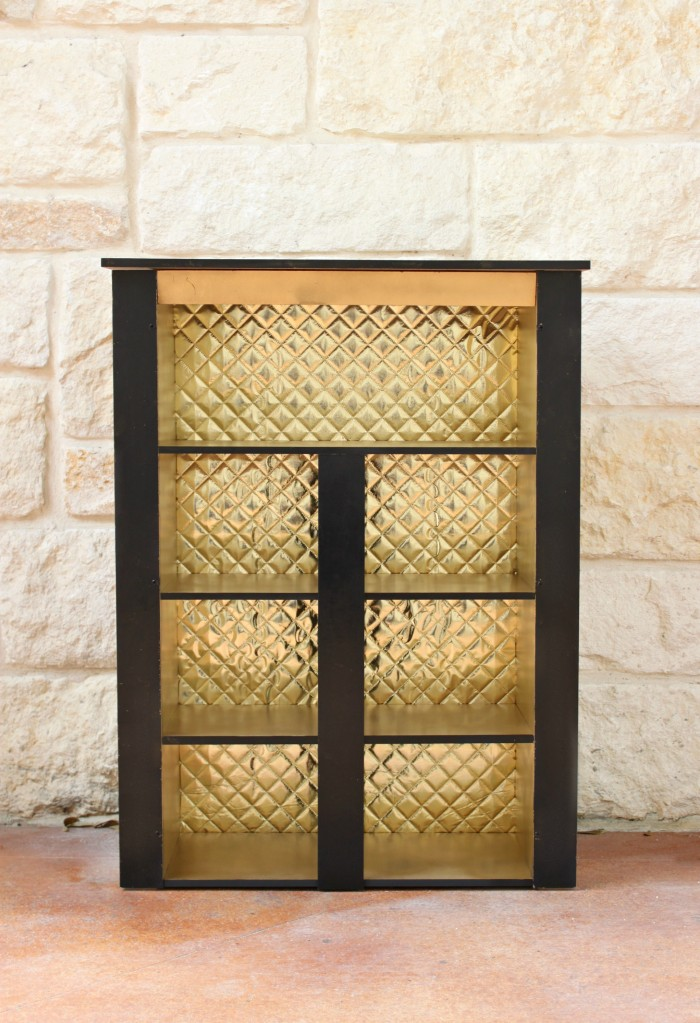 DIY Refined Storage Cabinet Makeover