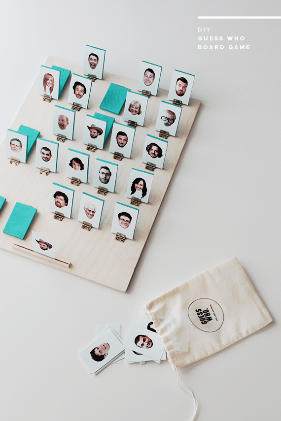 DIY guess who game (via almostmakesperfect)