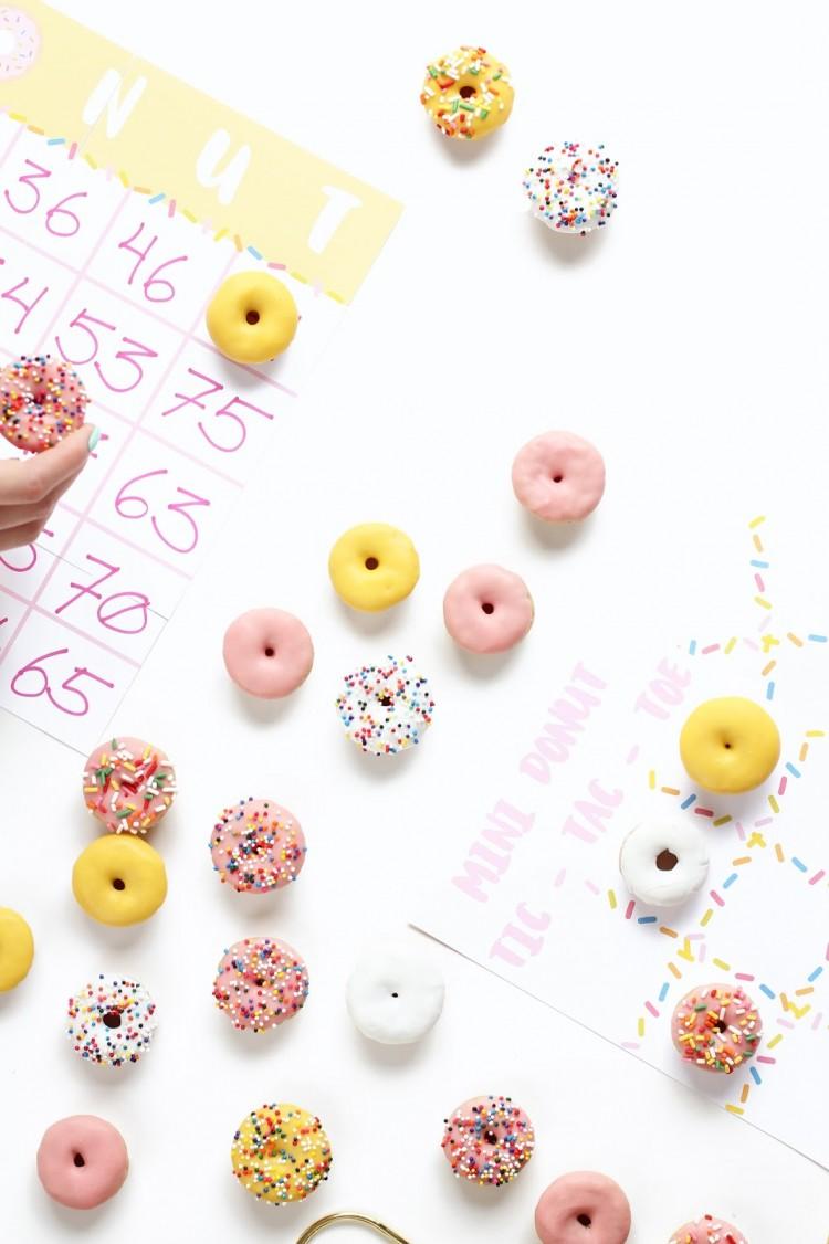 DIY donut game (via awwsam)
