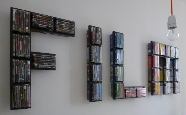 DIY Lerberg Wall Shelves Hack (via Ikeahackers)