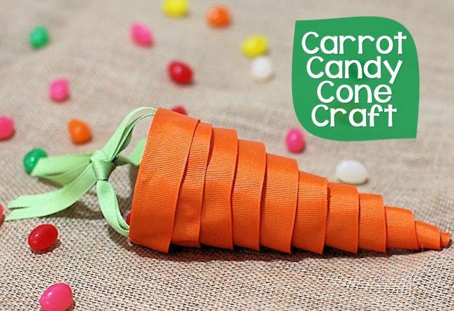 DIY carrot cone (via aboutfamilycrafts)