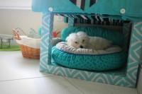 DIY Lack dog bed