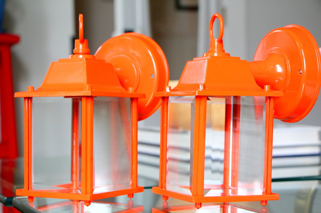Picture Of chic and bold diy wall lanterns from usual ones  4