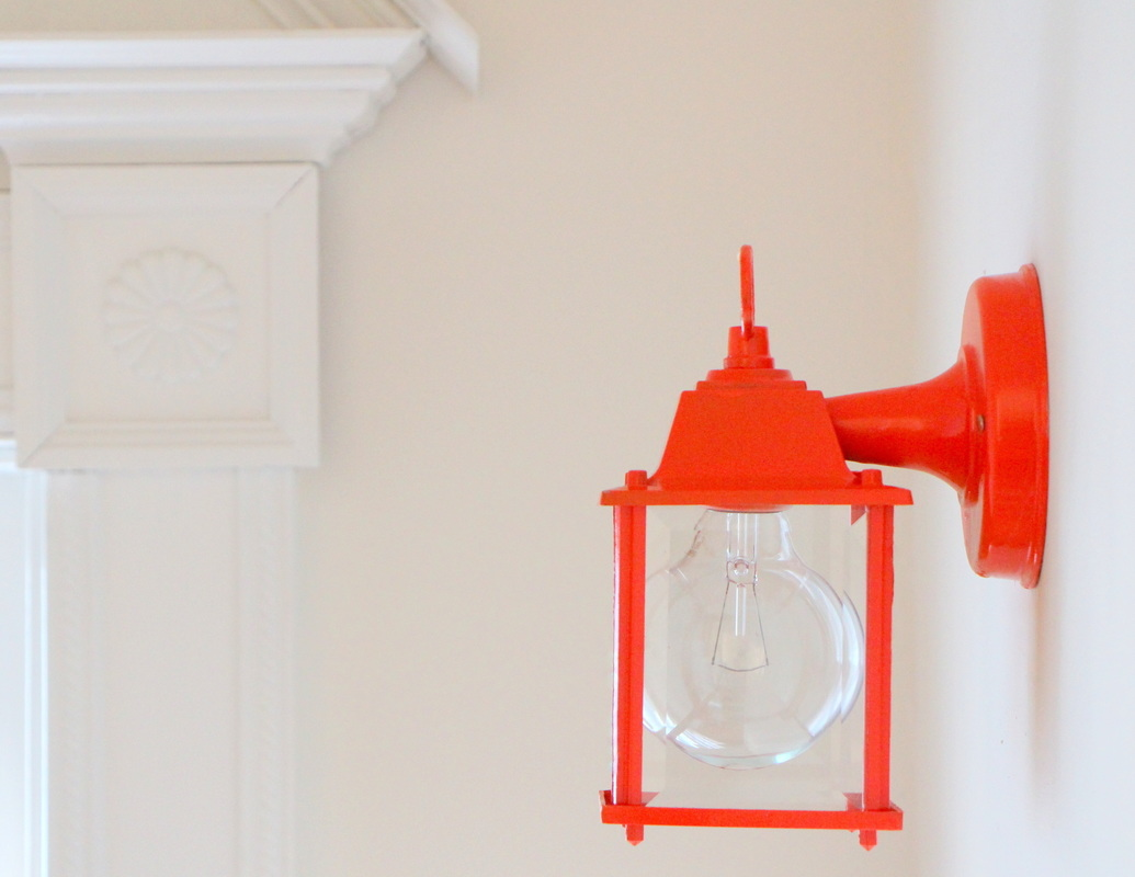Picture Of chic and bold diy wall lanterns from usual ones  5