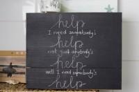 DIY first aid cabinet
