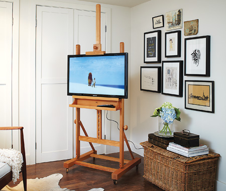 Tv Lift Meubel Ikea.9 Cool Diy Tv Stands And Consoles To Make Shelterness