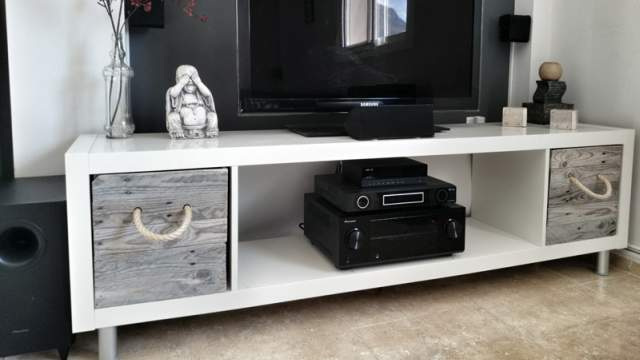 Diy Ikea Tv Unit