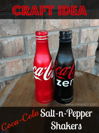 DIY Coca Cola shakers (via isavea2z)