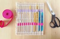 diy-10-minute-inexpensive-crochet-hook-holder-1