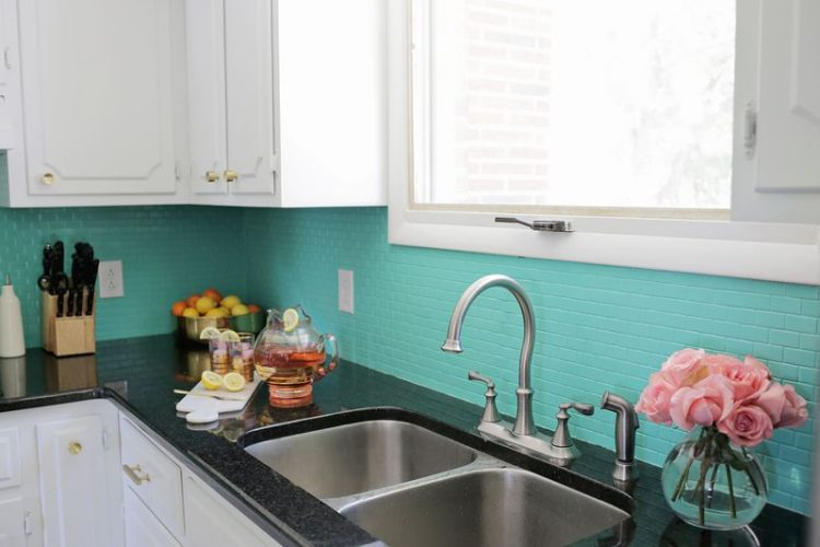 tile backsplash kitchen diy 8 diy tile kitchen backsplashes that are worth installing 6122