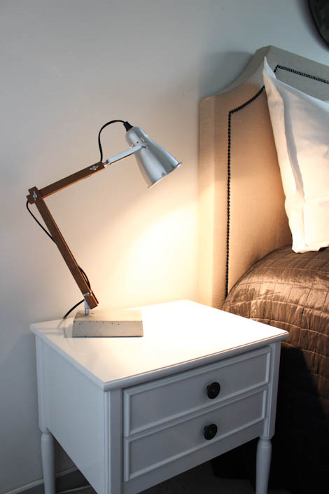 10 Practical And Stylish Diy Bedside Lamps Shelterness