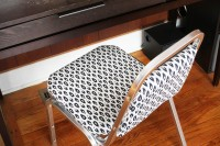 DIY desk chair transformation