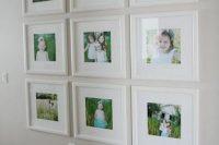 06 same size white frames for color shots