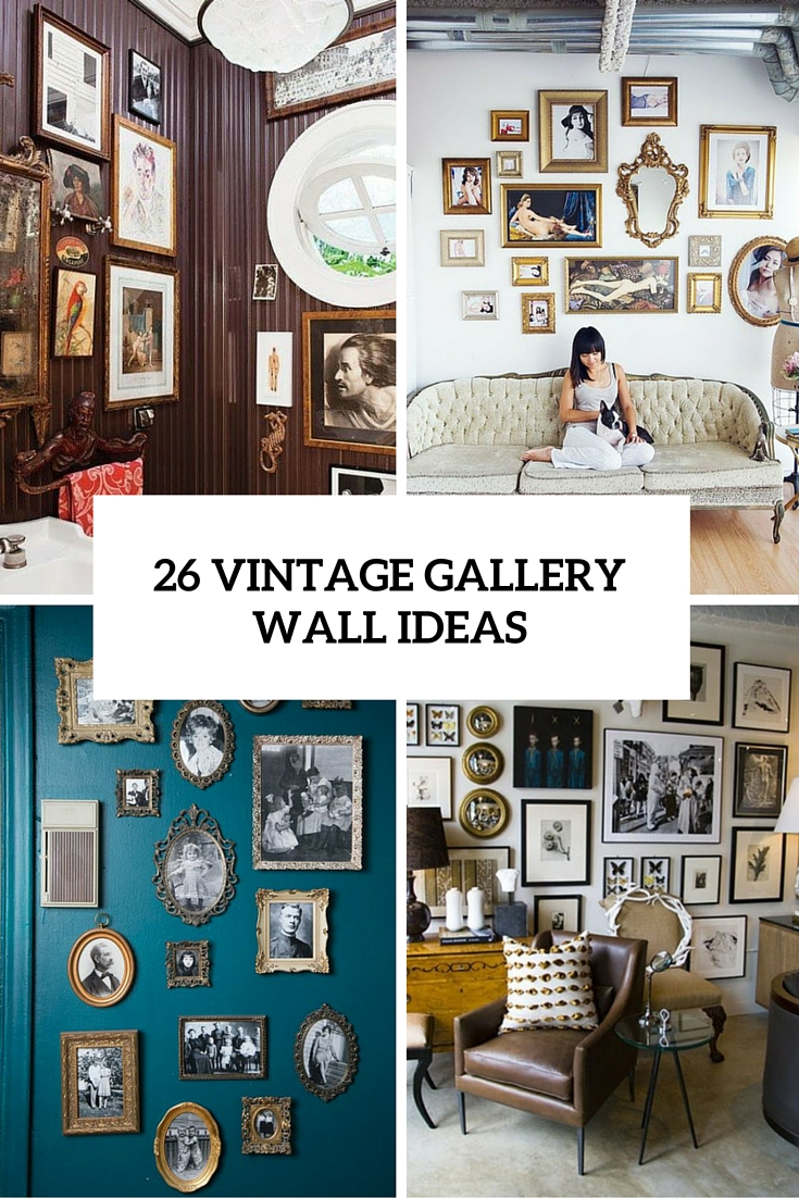 Vintage Wall Decor Vintage Wall Decor At Home And Interior Design Ideas